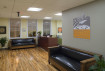 Rensselaer Chamber of Commerce Reception Area