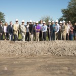 Groundbreaking for SpringHill Suites