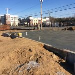 Foundation Work Complete on Site at the New Berkshire Bank in Malta, NY