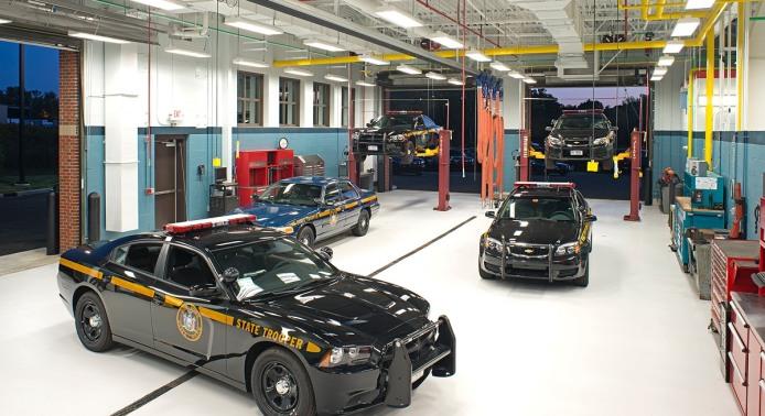 Vehicle Service Center