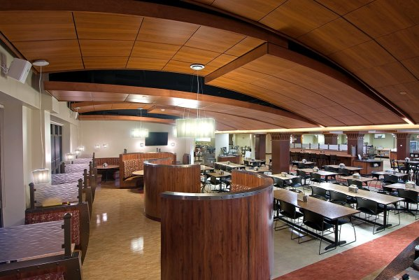 Mount Saint Mary Aquinas Dining Hall