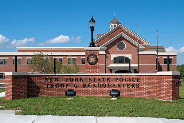NYS Police Troop G Headquarters