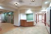 Elevator Hallway and Reception Desk