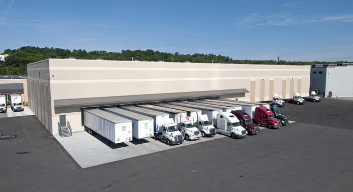 Decrescente Distributing Company Warehouse Expansion Bbl