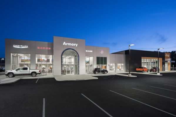 Armory Chrysler Dodge Jeep Ram