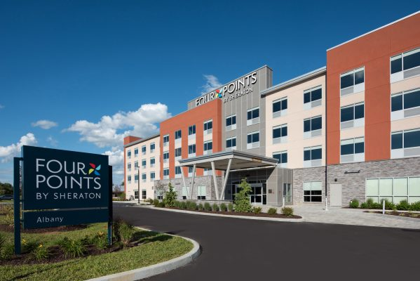 Four Points by Sheraton Albany Hotel